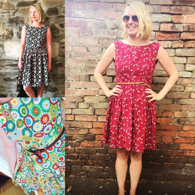 Dressmaking With Quilting Cotton Button Pip